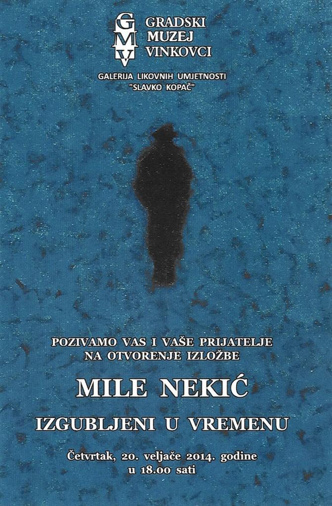 Pozivnica Nekić